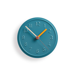 Alu Alu wall clock | Clocks | Richard Lampert