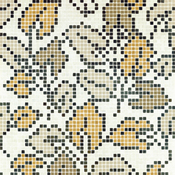Vetro Decori Brocades 03A | Glass mosaics | Casamood by Florim