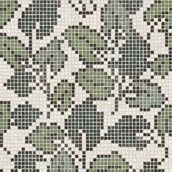 Vetro Decori Brocades 03C | Glass mosaics | Casamood by Florim