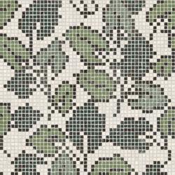 Vetro Decori Brocades 03C | Mosaïques en verre | Casamood by Florim