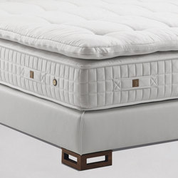 Sleeping Systems Collection Prestige | Mattress topper Seine Prestige | Mattress toppers | Treca Paris