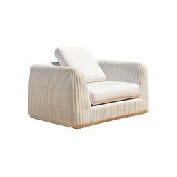 Agorà Armchair | Garden armchairs | Unopiù