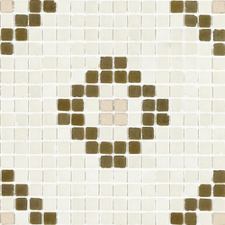 Vetro Pattern 01A | Glass mosaics | Casamood by Florim