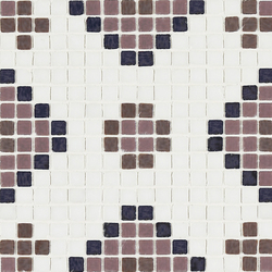 Vetro Pattern 04A | Glass mosaics | Casamood by Florim