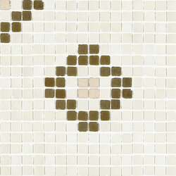 Vetro Pattern 01A Angolo | Mosaici in vetro | Casamood by Florim