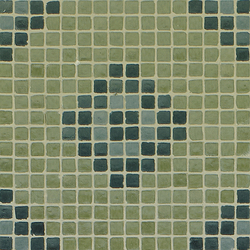 Vetro Pattern 01B | Glass mosaics | Casamood by Florim