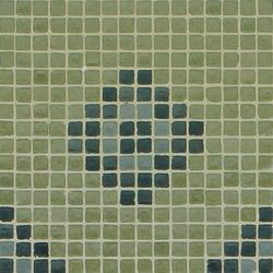 Vetro Pattern 01B Finale | Mosaïques en verre | Casamood by Florim