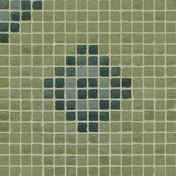 Vetro Pattern 01B Angolo | Mosaïques en verre | Casamood by Florim