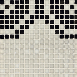 Vetro Pattern 02B Finale | Mosaici in vetro | Casamood by Florim