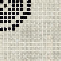 Vetro Pattern 02B Angolo | Mosaïques en verre | Casamood by Florim