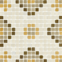 Vetro Pattern 04B | Glass mosaics | Casamood by Florim