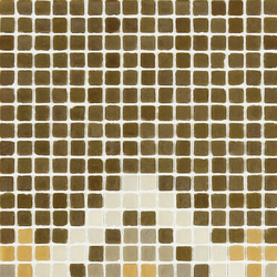 Vetro Pattern 04B Finale | Mosaici in vetro | Casamood by Florim