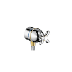 AXOR Carlton Fixfit Stop shut-off valve with cross handle DN15 |  | AXOR