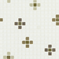 Vetro Spring 03A | Mosaici in vetro | Casamood by Florim
