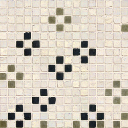 Vetro Spring 06A Medium | Glass mosaics | Casamood by Florim