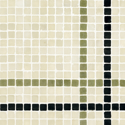 Vetro Stripes 01A | Glass mosaics | Casamood by Florim