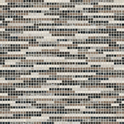 Vetro Stripes 04B | Mosaici in vetro | Casamood by Florim