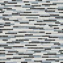 Vetro Stripes 04C | Glass mosaics | Casamood by Florim