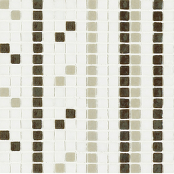 Vetro Stripes 06A | Mosaici in vetro | Casamood by Florim