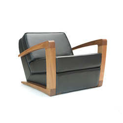 Kustom Armchair | Fauteuils d'attente | Bark