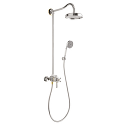 AXOR Carlton Showerpipe DN15 | Shower controls | AXOR