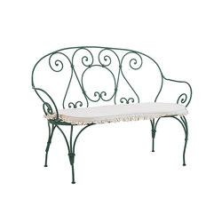 Aurora Bench | Garden benches | Unopiù