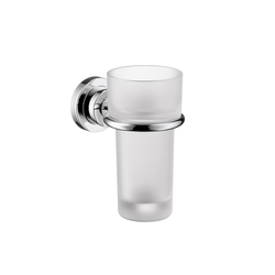AXOR Citterio toothbrush tumbler | Toothbrush holders | AXOR