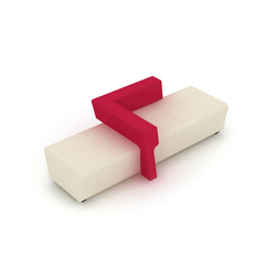 LTB | Waiting area benches | Haworth