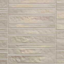 Vetro Neutra Silver Listello Dritto | Mosaici in vetro | Casamood by Florim