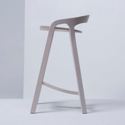 She Said Counter Stool | MC1 | Taburetes de bar | Mattiazzi