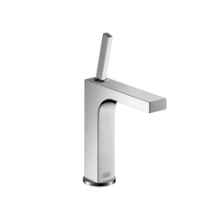 AXOR Citterio Single Lever Basin Mixer 180 without pull-rod DN15 | Wash basin taps | AXOR