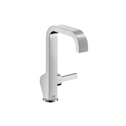 AXOR Citterio Single Lever Basin Mixer with high spout without waste set DN15 | Wash-basin taps | AXOR
