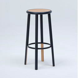 Solo Stool | MC5 | Taburetes de bar | Mattiazzi