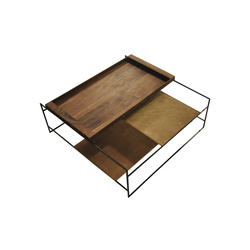 F007 Couchtisch | Coffee tables | FOUNDED