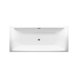 Puro Duo Bathtub | Built-in bathtubs | Kaldewei