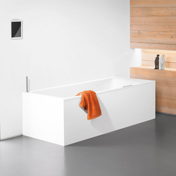 Sound Wave | Bathtubs rectangular | Kaldewei