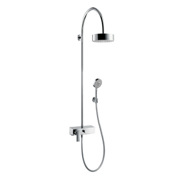 AXOR Citterio Showerpipe DN15 | Shower controls | AXOR