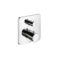 AXOR Citterio M Thermostatic Mixer for concealed installation with shut-off/diverter valve |  | AXOR