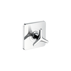 AXOR Citterio M Shut-Off Valve for concealed installation with star handle DN15|DN20 | Bath taps | AXOR