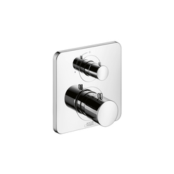 AXOR Citterio M Thermostatic Mixer for concealed installation with shut-off valve | Shower controls | AXOR