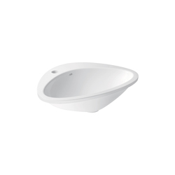 AXOR Massaud Built-in Wash Basin 1-Boreholing | Wash basins | AXOR