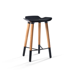 Pilot Kitchen Stool Legs black | Stools | Quinze & Milan