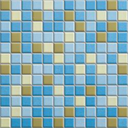 Mix Styling Laguna Blu | Ceramic mosaics | Appiani