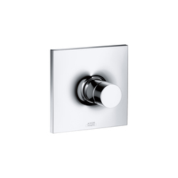 AXOR Massaud Single Lever Shower Mixer for concealed installation | Shower controls | AXOR