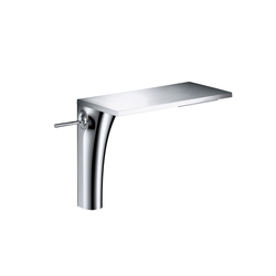 AXOR Massaud Single Lever Basin Mixer for wash bowls without pull-rod DN15 | Wash basin taps | AXOR