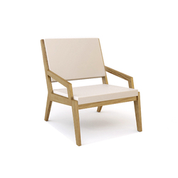 Room 26 Seat armrest | Lounge chairs | Quinze & Milan