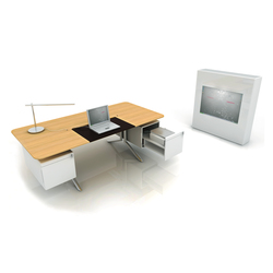 Audience Executive Schreibtisch | AV tables | Haworth