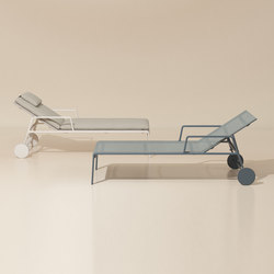 Park Life deckchair | Tumbonas de jardín | KETTAL