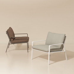 Park Life low dining armchair | Garden chairs | KETTAL