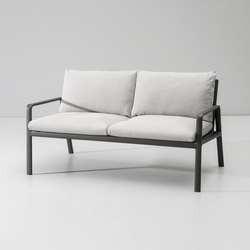 Park Life 2-seater sofa | Garden sofas | KETTAL